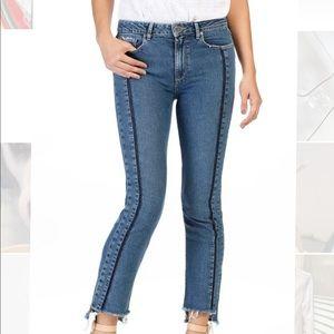 PAIGE   Julia Straight leg jean